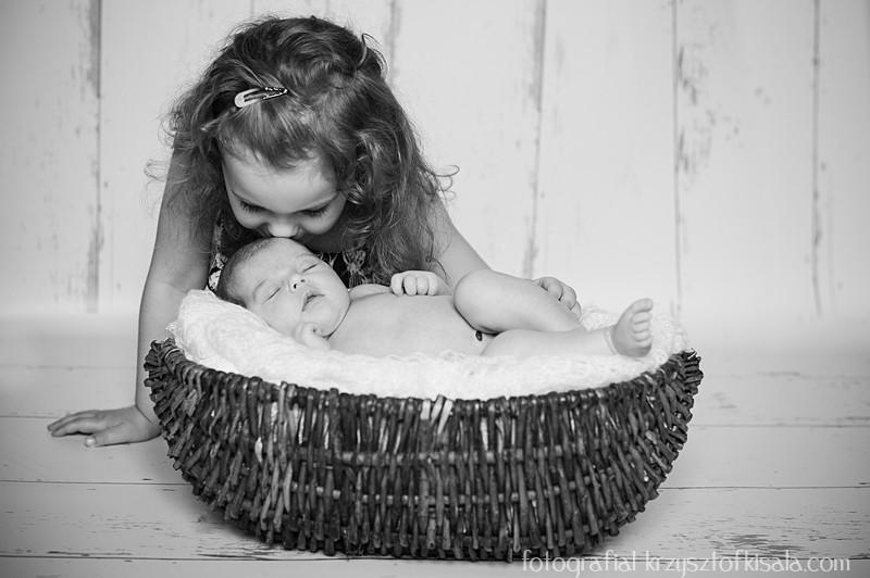 sesja noworodka